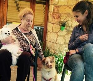 gediatría terapia con animales