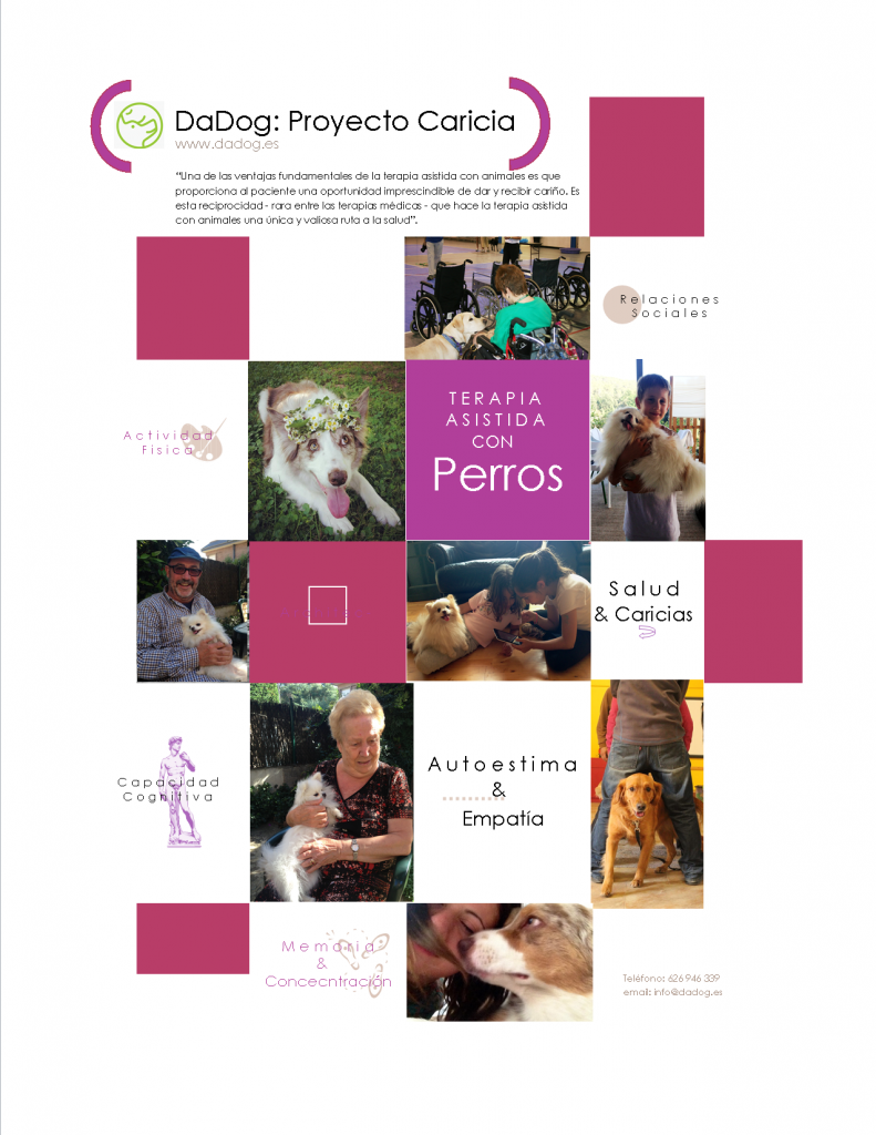 terapia con perros, terapia asistida con animales